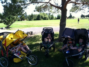 Stroller Party!